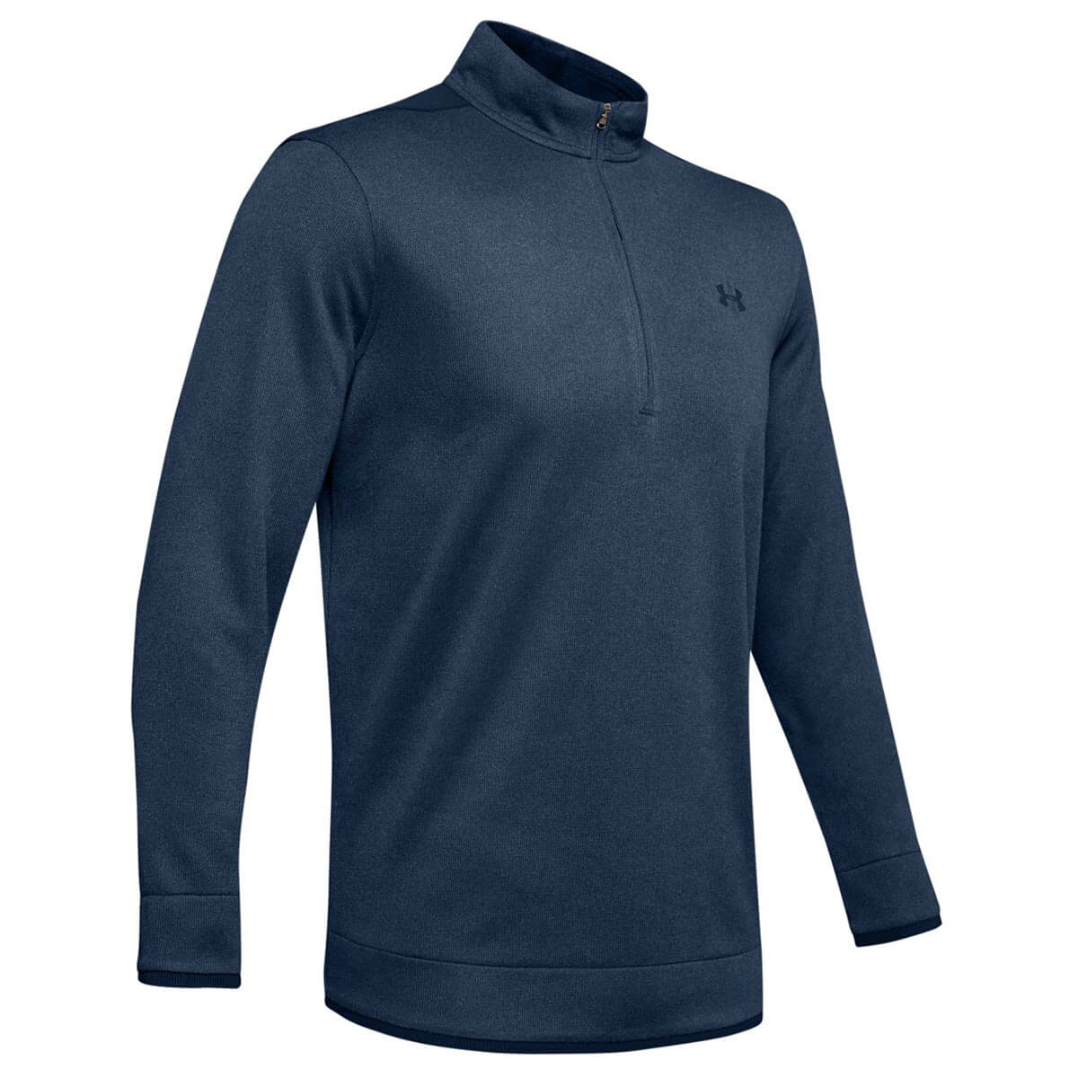Under-Armour-Homme-UA-sweaterfleece-1-2-zip-resistant-a-l-039-eau-Pullover-40-OFF-RRP miniature 7