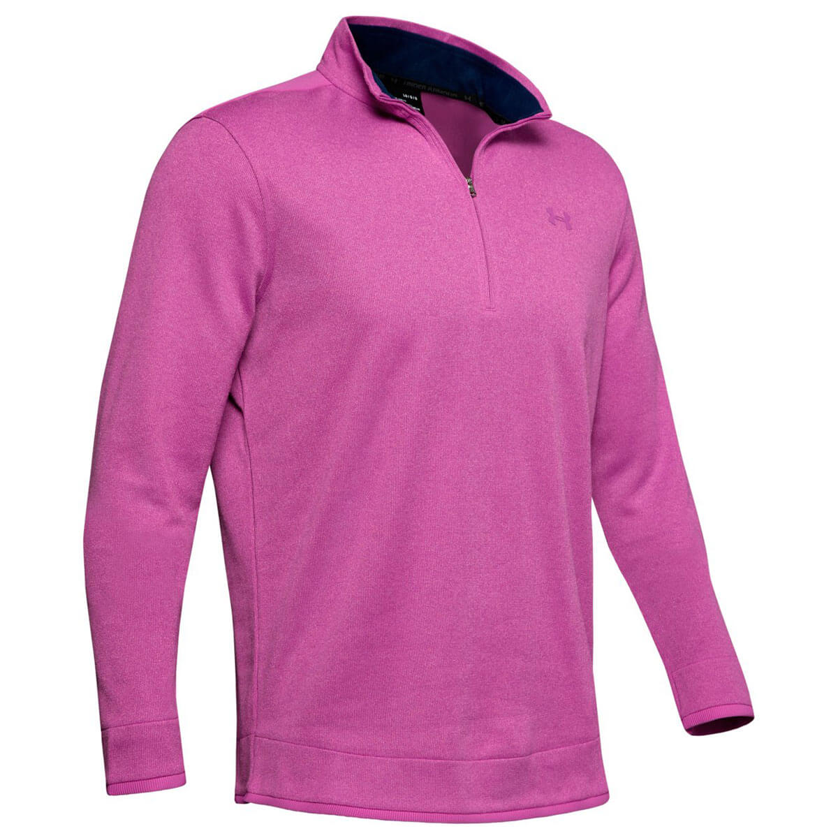 Under-Armour-Homme-UA-sweaterfleece-1-2-zip-resistant-a-l-039-eau-Pullover-40-OFF-RRP miniature 31