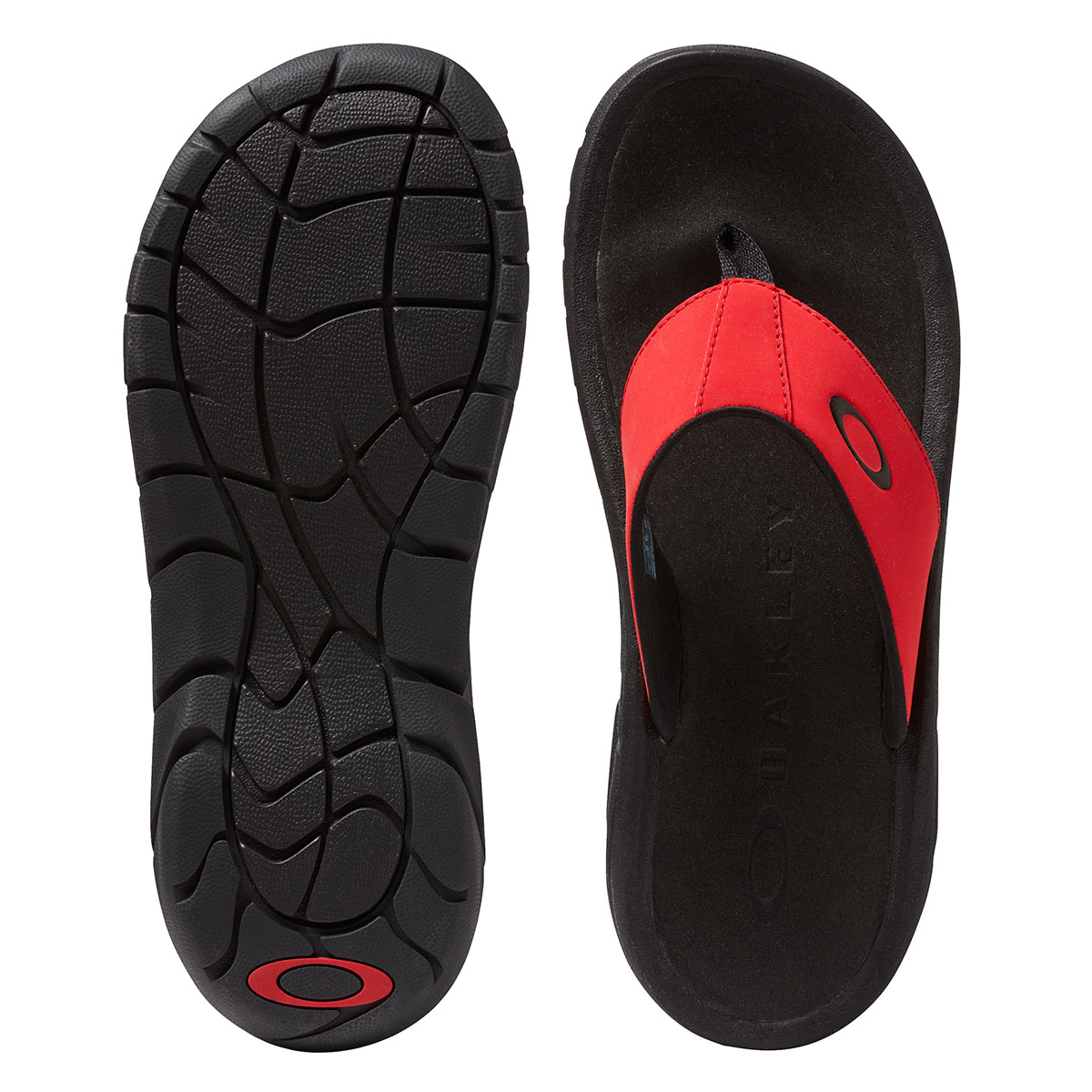 68a67df6e7 Oakley SuperCoil 2.0 Sandals Red 10 for sale online
