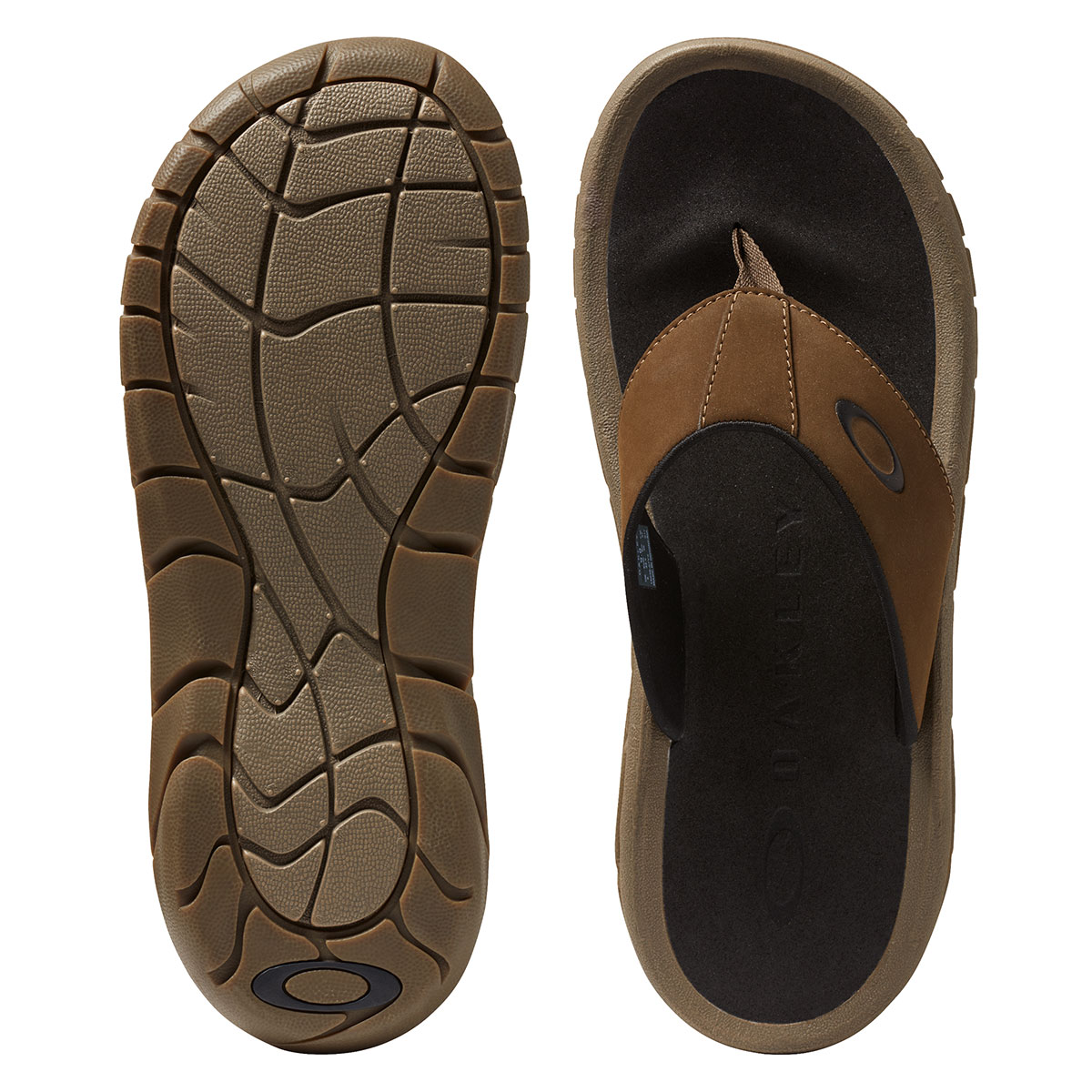 Oakley-Mens-2019-Super-Coil-Sandal-2-0-Flip-Flops-30-OFF-RRP thumbnail 5