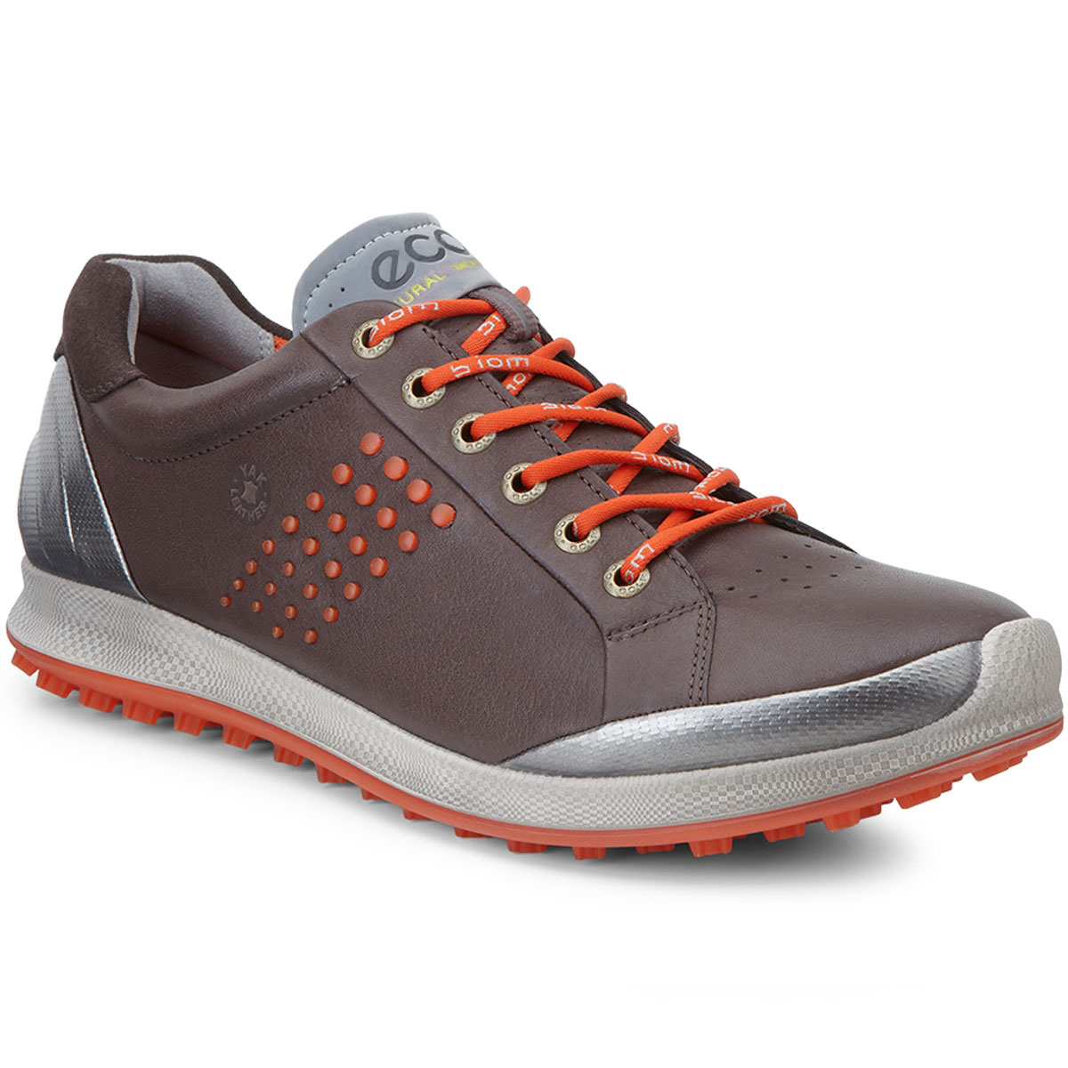 Yak Leather Golf Shoes