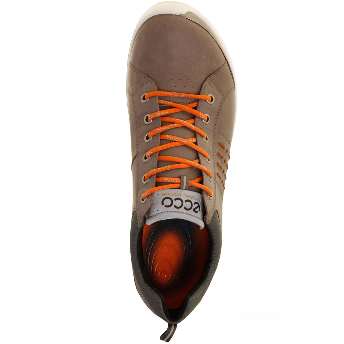 695d0f39686a Ecco Mens Biom Hybrid 2 Gore Tex Waterproof Leather Golf Shoes
