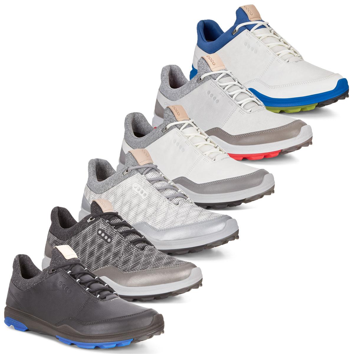 15475c1f6f Details about Ecco Mens M Golf Biom Hybrid 3 Gore-Tex Waterproof Shoes