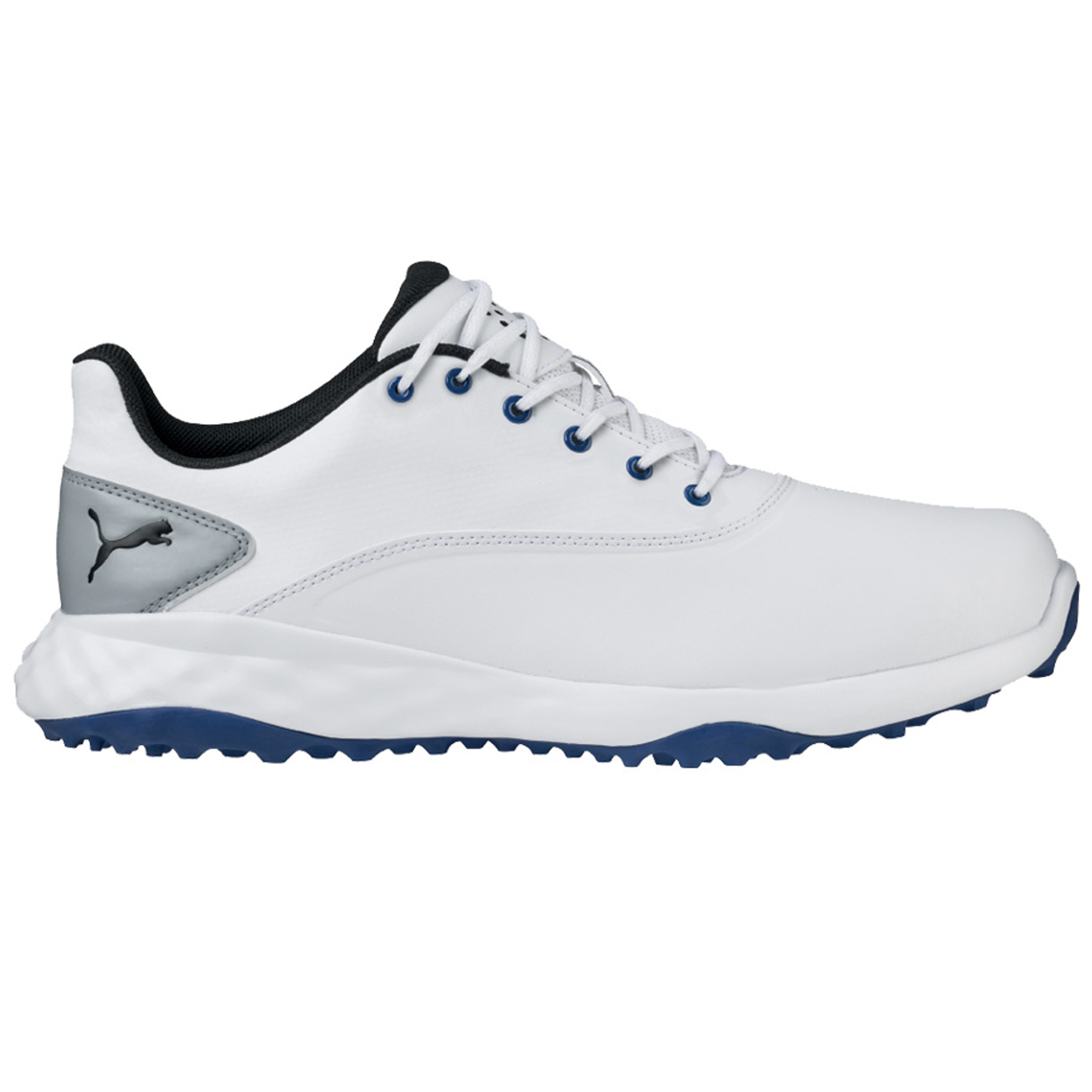 Puma Golf Mens Soft Foam Carbon Rubber Spikeless Waterproof Golf ... 94f82d6cf
