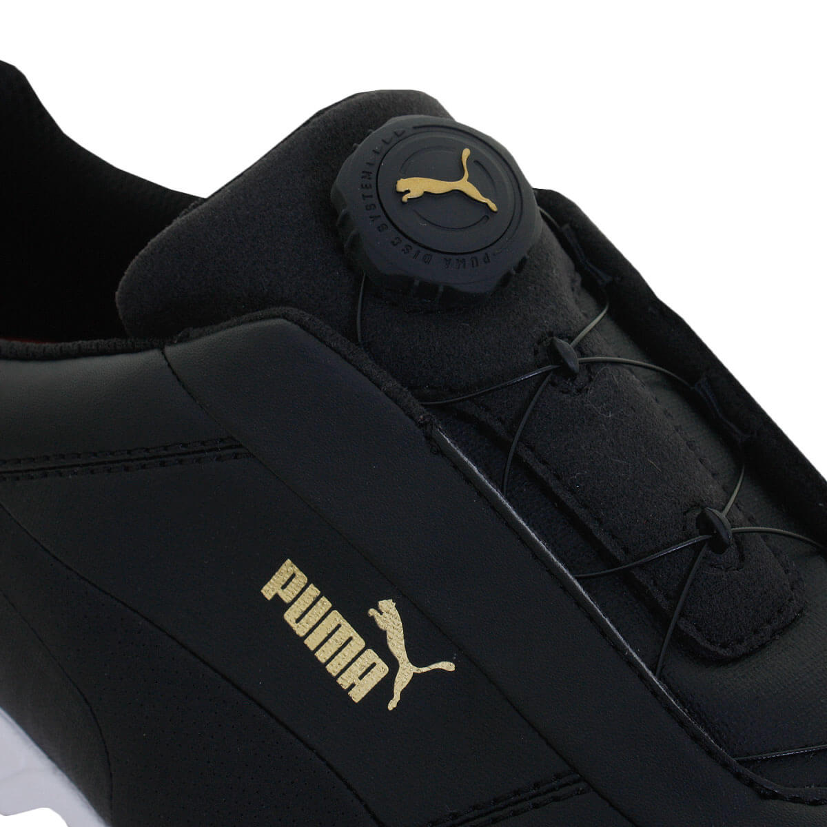 Details about Puma Golf Mens Ignite Drive Disc Synthetic Waterproof Golf Shoes 51% OFF RRP