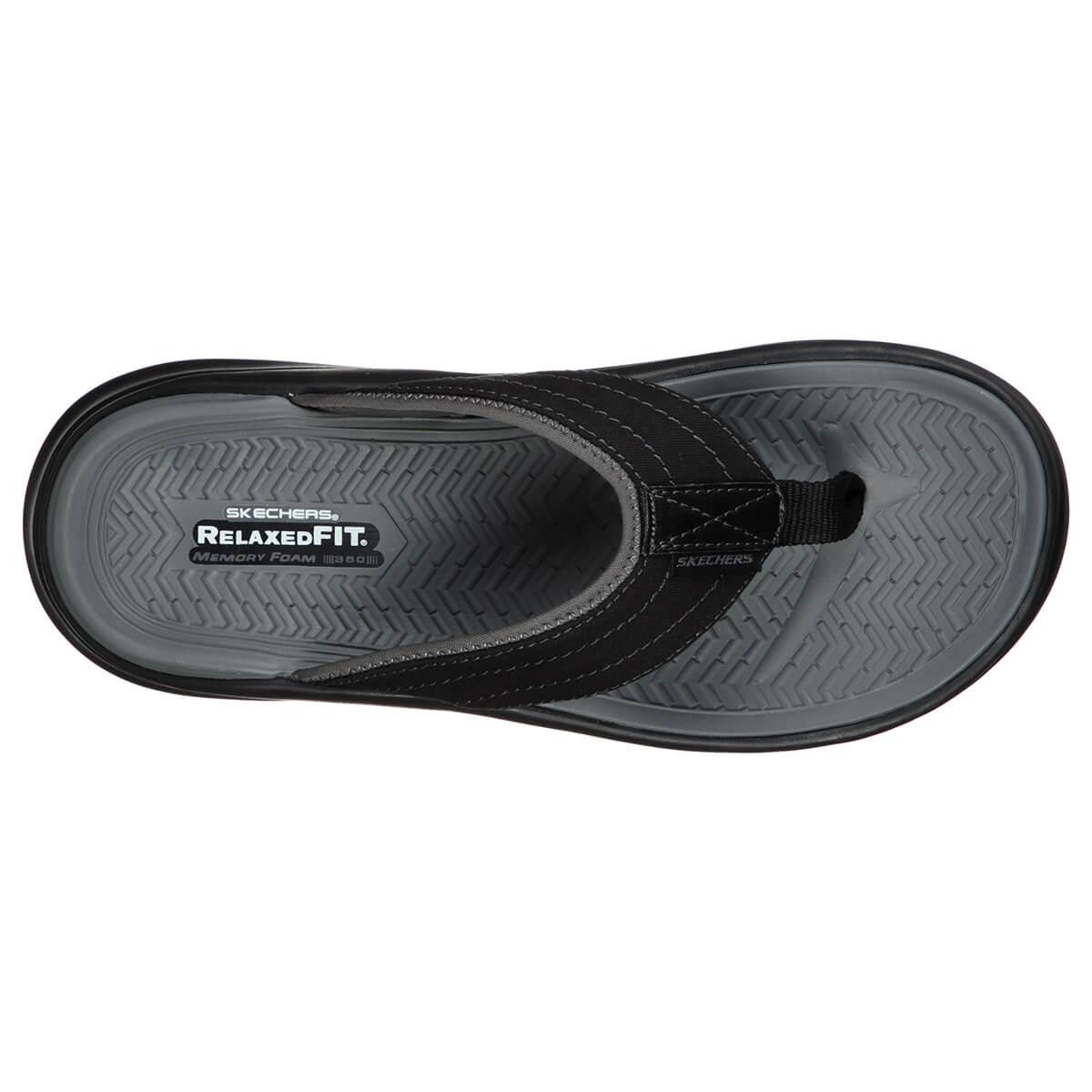 Skechers Memory Foam Sandals sz 9 | Memory foam sandals