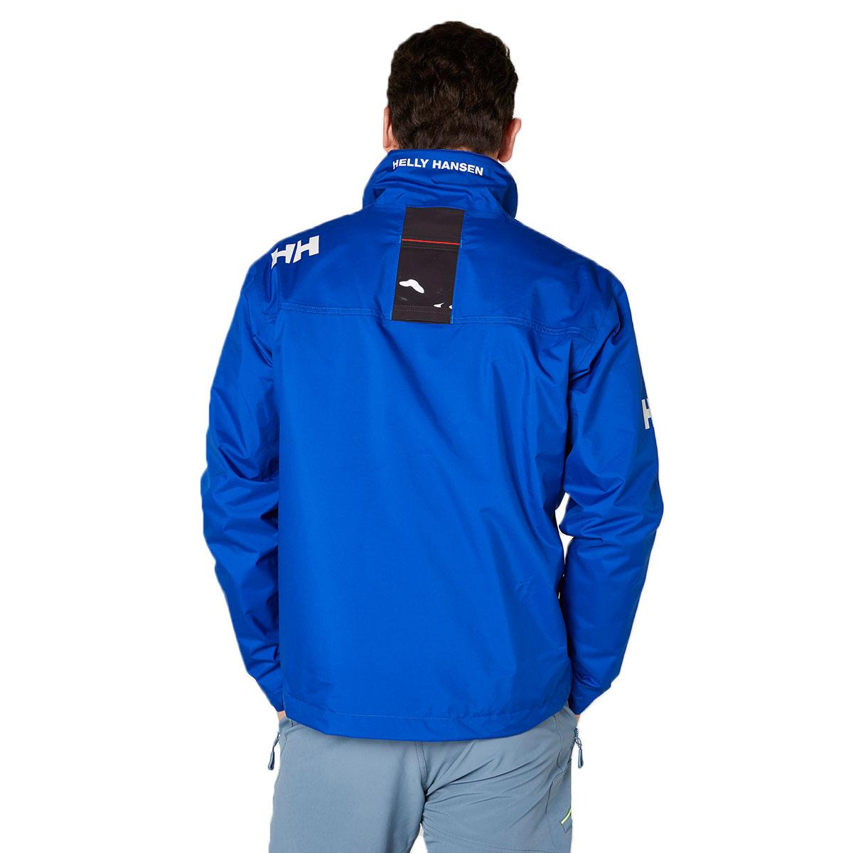 Helly-Hansen-Mens-2019-Crew-Midlayer-Waterproof-Windproof-Adjustable-Jacket thumbnail 14