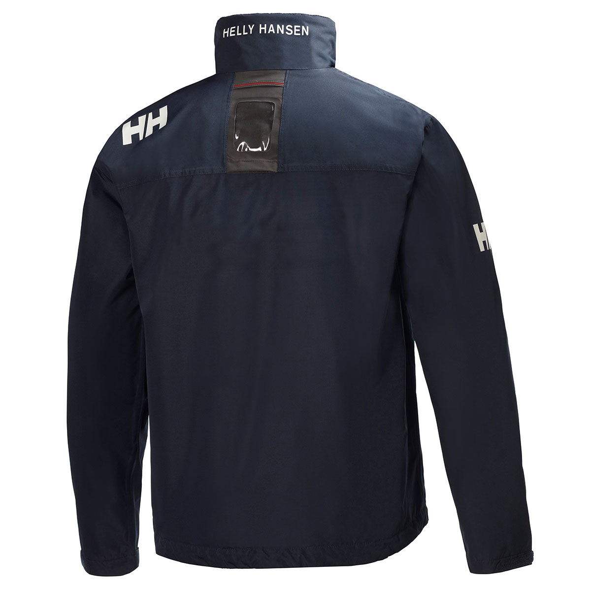 Helly-Hansen-Mens-2019-Crew-Midlayer-Waterproof-Windproof-Adjustable-Jacket thumbnail 11