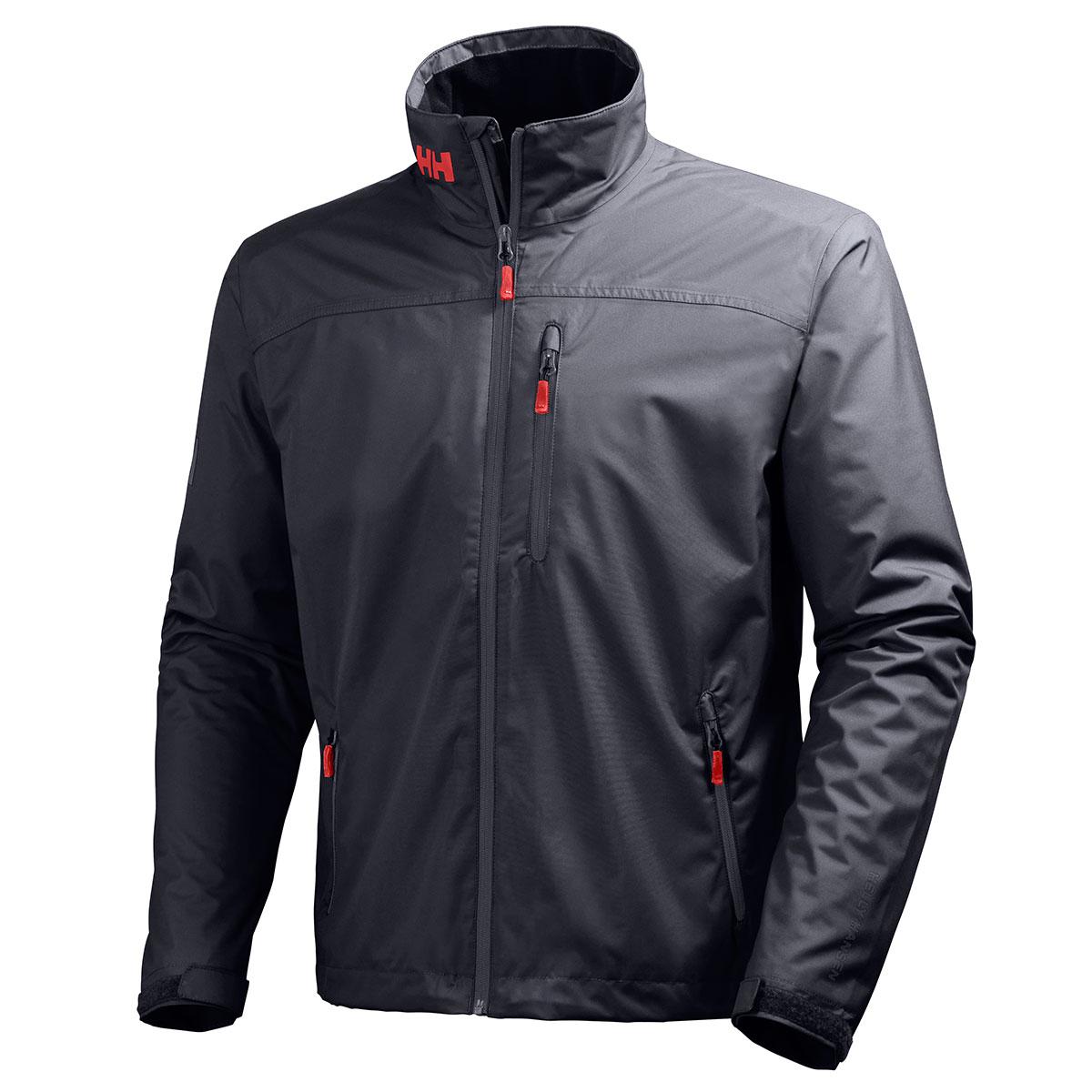 Helly-Hansen-Mens-2019-Crew-Midlayer-Waterproof-Windproof-Adjustable-Jacket thumbnail 9