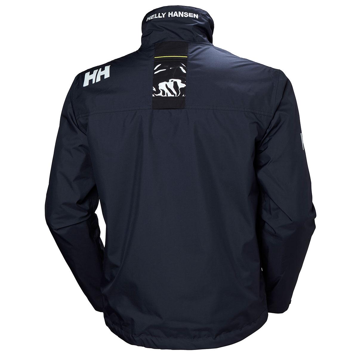 Helly-Hansen-Mens-2019-Crew-Midlayer-Waterproof-Windproof-Adjustable-Jacket thumbnail 6