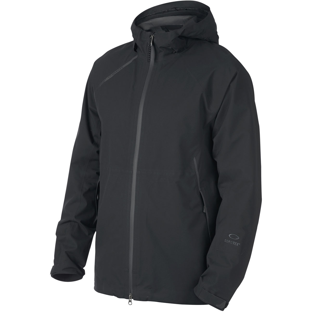 full range of specifications online store variety design Details about Oakley Golf Mens Optimum Gore Tex Waterproof Jacket - Jet  Black - S