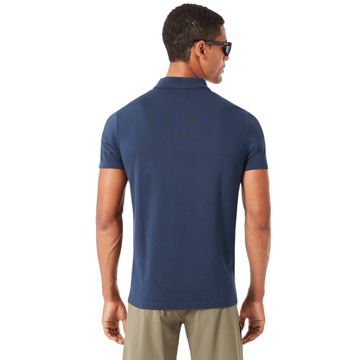 Oakley-Golf-Mens-Link-SS-Cotton-Golf-Polo-Shirt-Top-45-OFF-RRP thumbnail 5