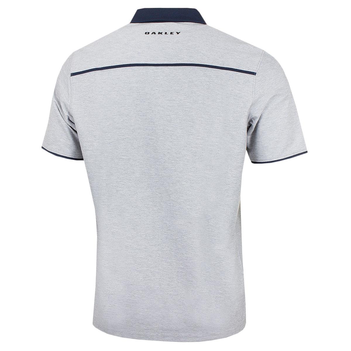 8fa7922ccfbdf Oakley Uomo Ss Logo T-Shirt Polo da Golf