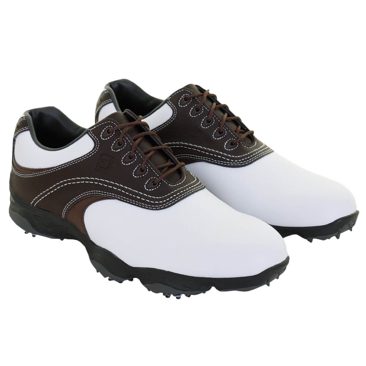 Footjoy-Mens-FJ-Originals-Leather-Waterproof-Spiked-Golf-Shoes-38-OFF-RRP thumbnail 15