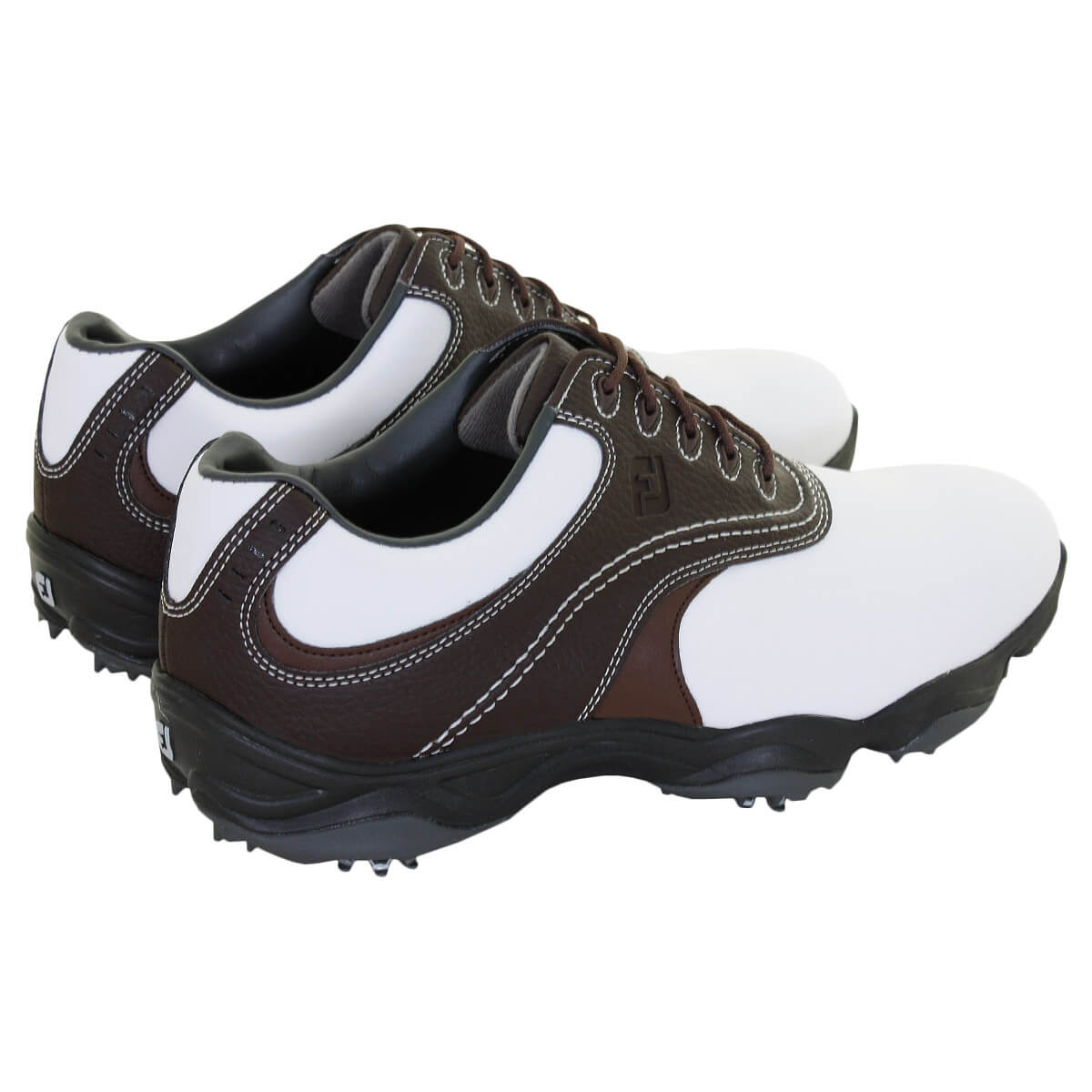 Footjoy-Mens-FJ-Originals-Leather-Waterproof-Spiked-Golf-Shoes-38-OFF-RRP thumbnail 16