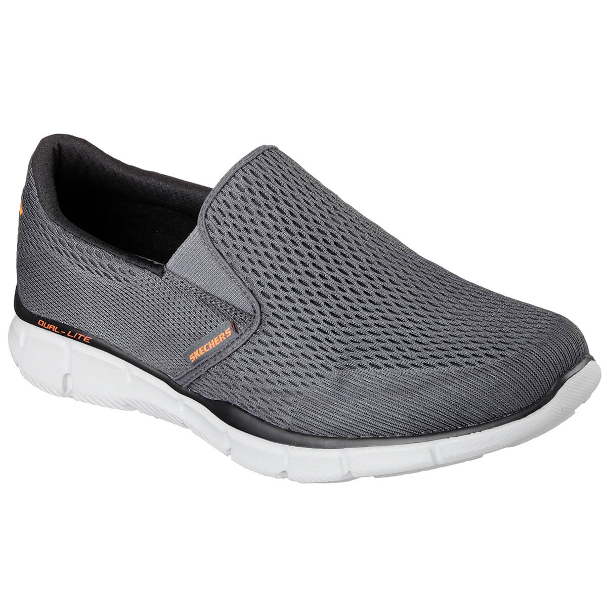 Skechers Mens Equalizer Double Play Shoes Slip On Sports Training Shoes Play Trainers 6467d8