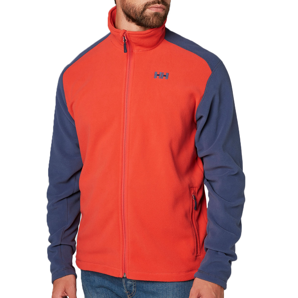 Helly-Hansen-Mens-Daybreaker-Fleece-Jacket-Full-Zip-Ski-Snow-Thermal thumbnail 25