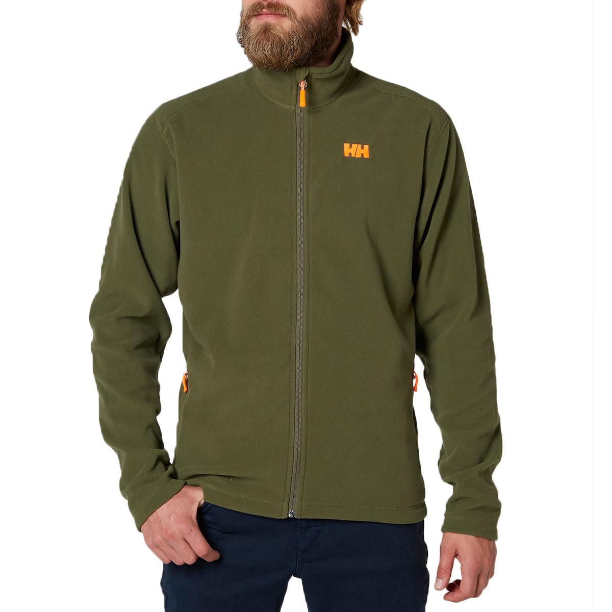 Helly-Hansen-Mens-Daybreaker-Fleece-Jacket-Full-Zip-Ski-Snow-Thermal thumbnail 17