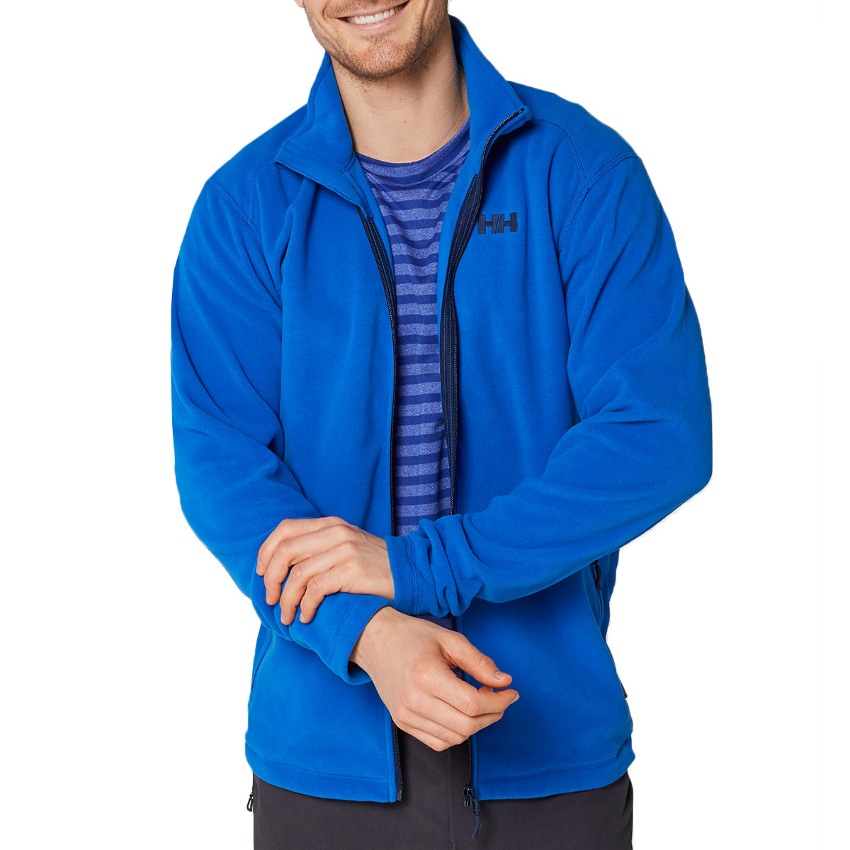Helly-Hansen-Mens-Daybreaker-Fleece-Jacket-Full-Zip-Ski-Snow-Thermal thumbnail 21