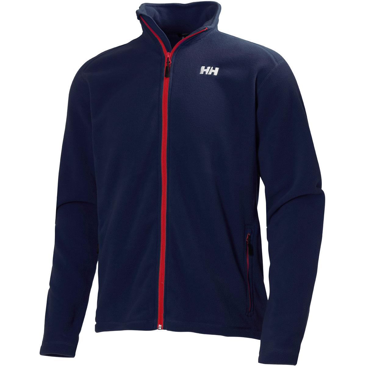 helly hansen 2016 mens daybreaker fleece jacket full zip ski snow thermal ebay. Black Bedroom Furniture Sets. Home Design Ideas