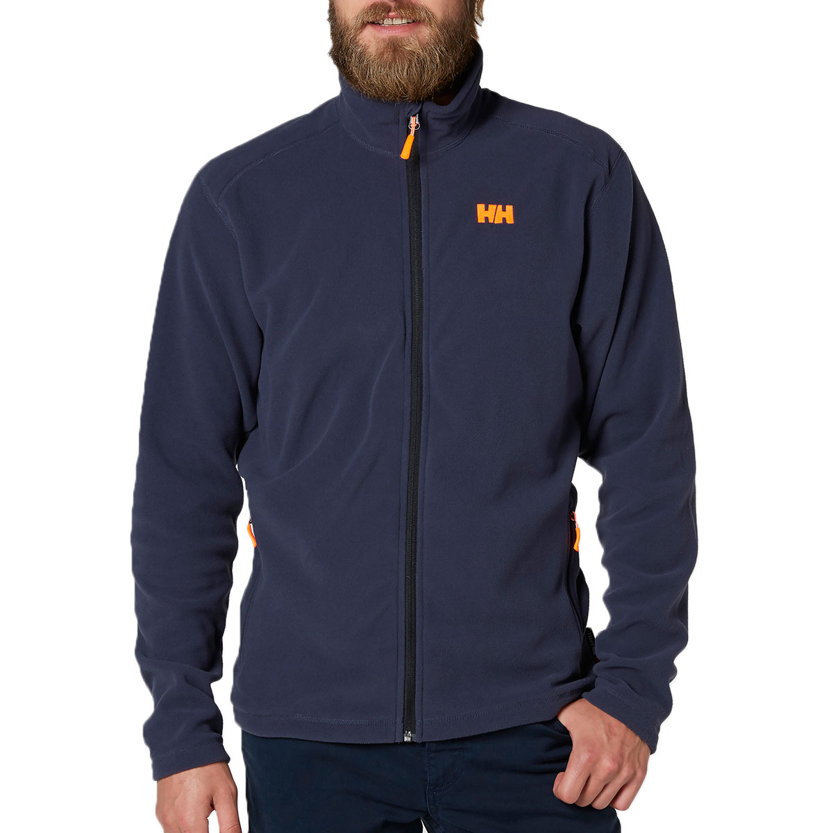 Helly-Hansen-Mens-Daybreaker-Fleece-Jacket-Full-Zip-Ski-Snow-Thermal thumbnail 11