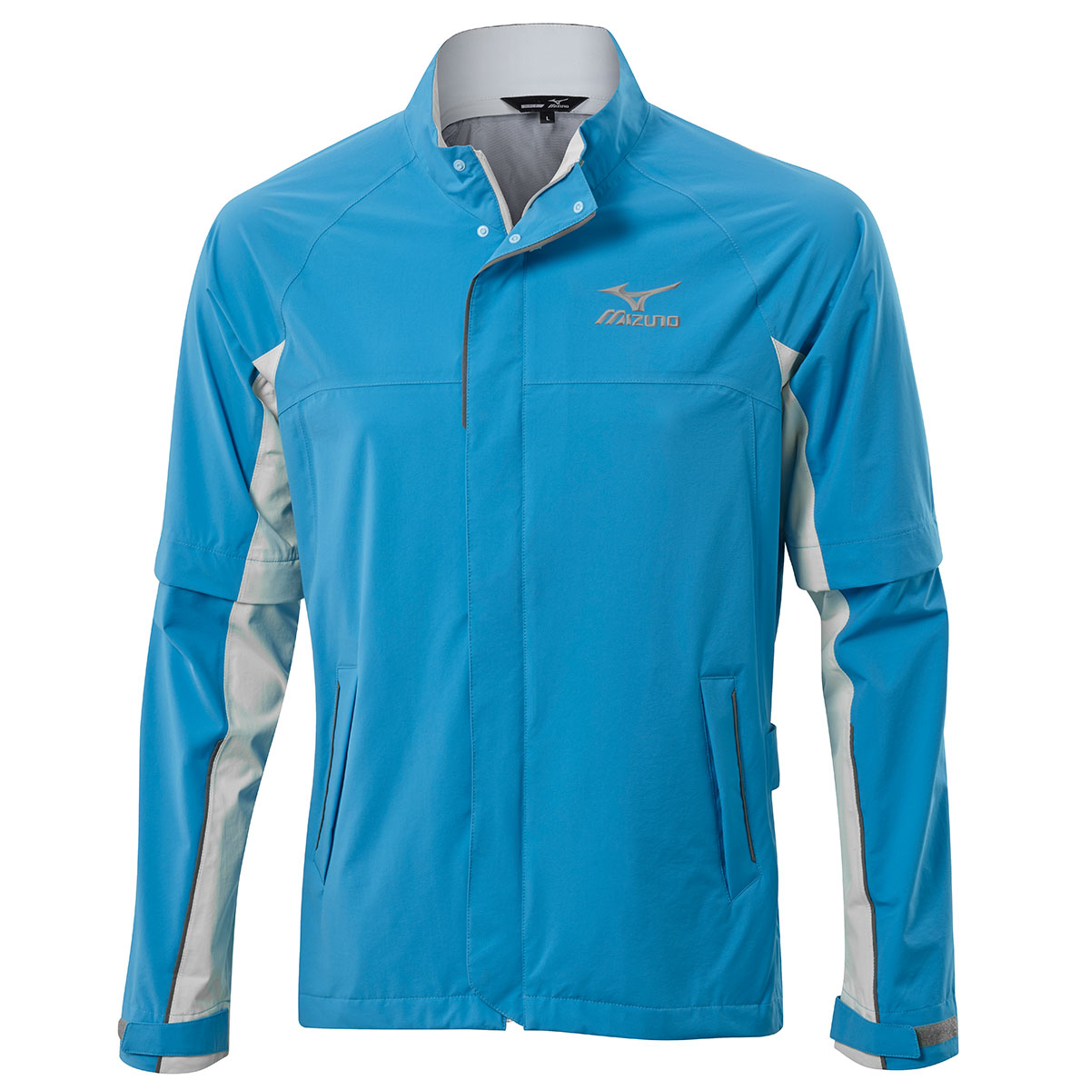 Mizuno-Golf-2017-Mens-Impermalite-Full-Zip-Waterproof-Performance-Rain-Jacket