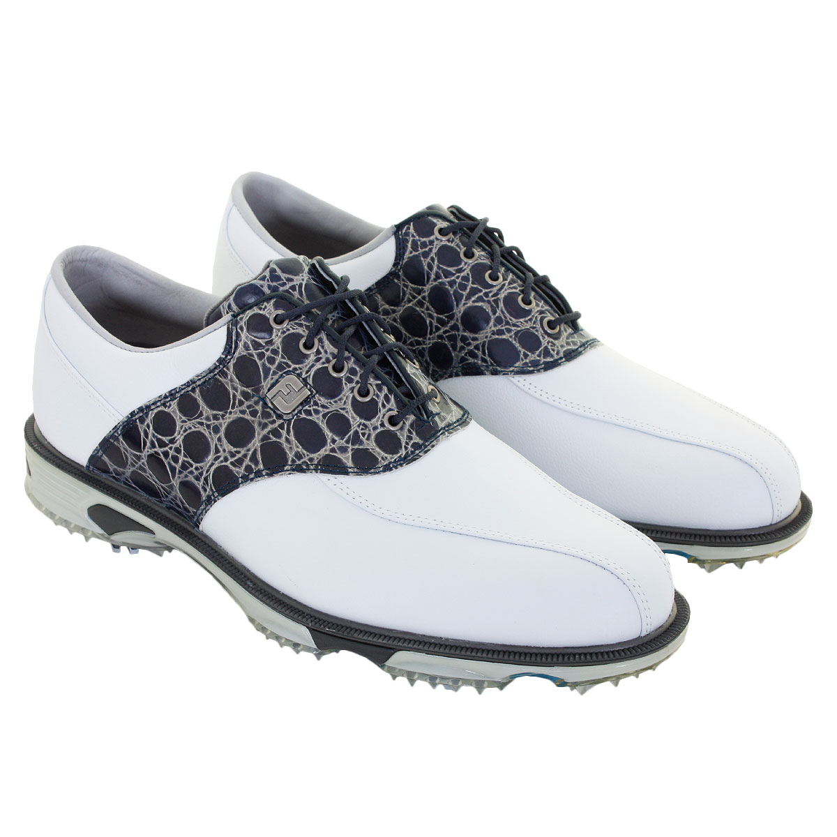 Footjoy-Mens-DryJoys-Tour-Golf-Waterproof-Spiked-Golf-Shoes-53-OFF-RRP thumbnail 18