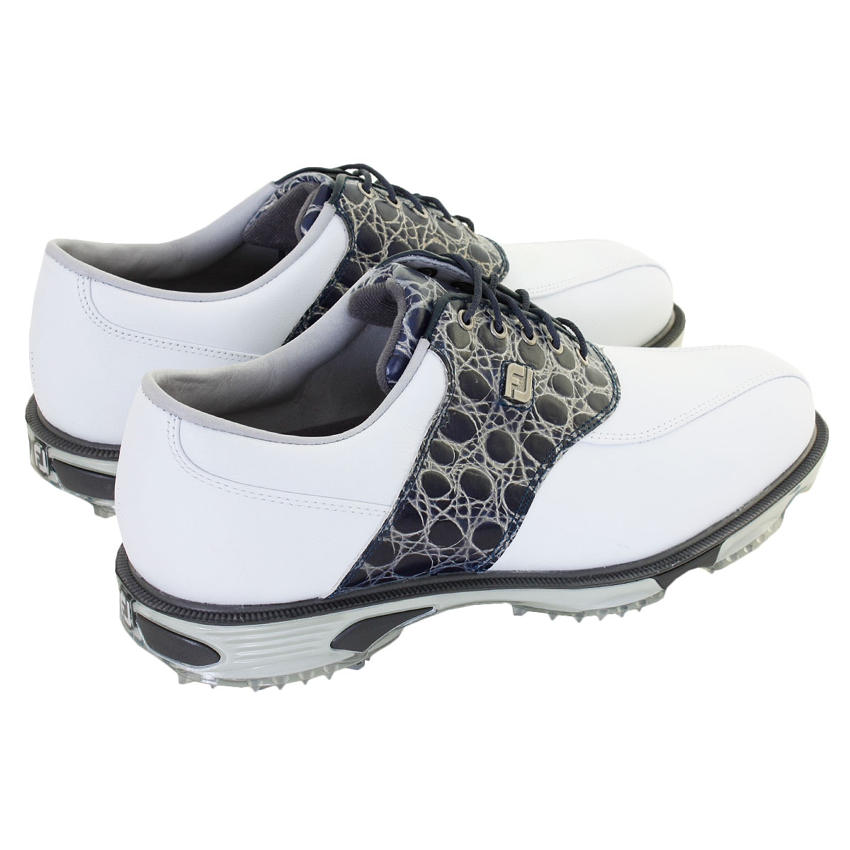 Footjoy-Mens-DryJoys-Tour-Golf-Waterproof-Spiked-Golf-Shoes-53-OFF-RRP thumbnail 19