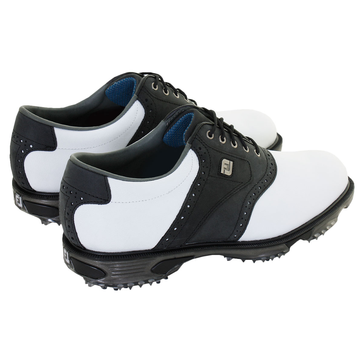 Footjoy-Mens-DryJoys-Tour-Golf-Waterproof-Spiked-Golf-Shoes-53-OFF-RRP thumbnail 11