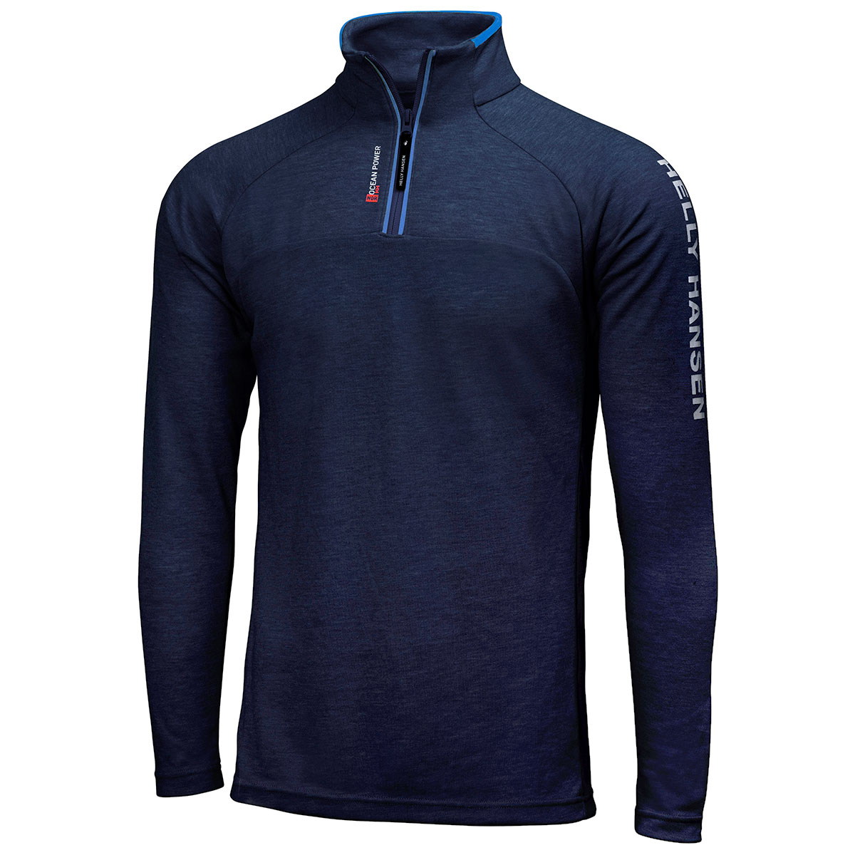 Helly hansen 2017 mens hp half zip pullover fitted stretch sweater helly hansen 2017 mens hp half zip pullover malvernweather Image collections
