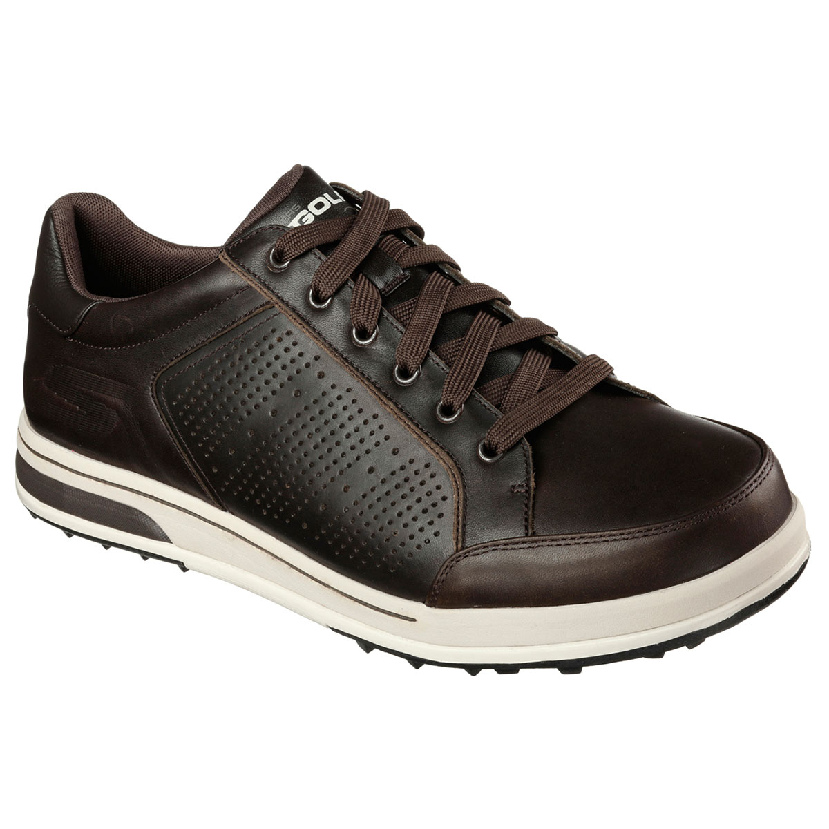 Skechers-Golf-2017-Mens-GO-Golf-Drive-2-LX-Golf-Shoes-Water-Resistant-Breathable