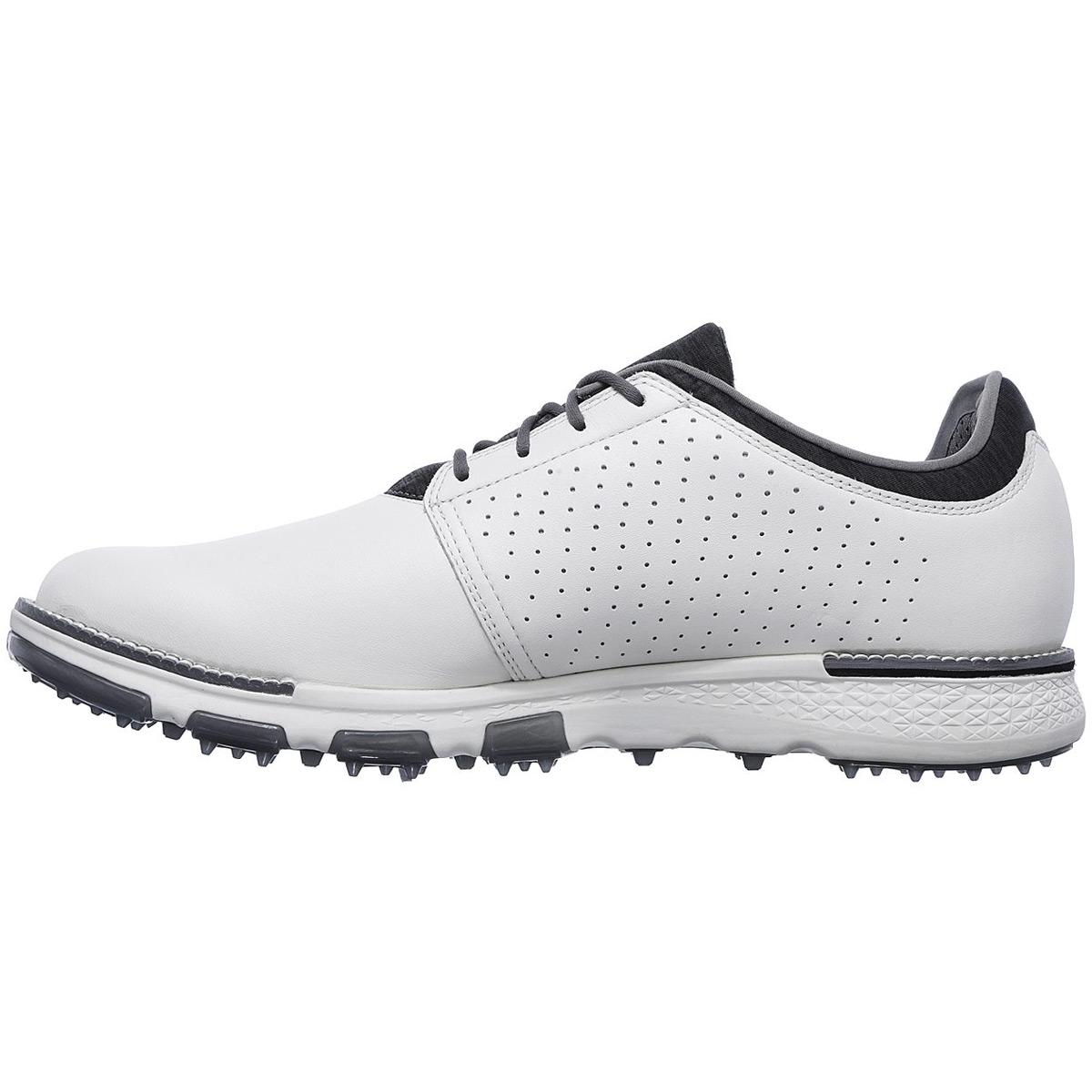 Skechers-Golf-Mens-2019-Go-Elite-V-3-Spikeless-Waterproof-Leather-Golf-Shoes thumbnail 6
