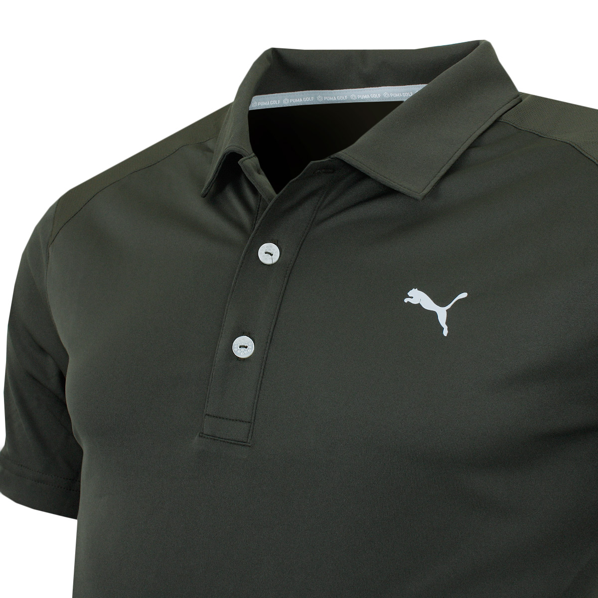 Puma-Golf-Mens-Essential-Pounce-Polo-Shirt-DryCell-Lightweight-Tech-43-OFF-RRP thumbnail 19