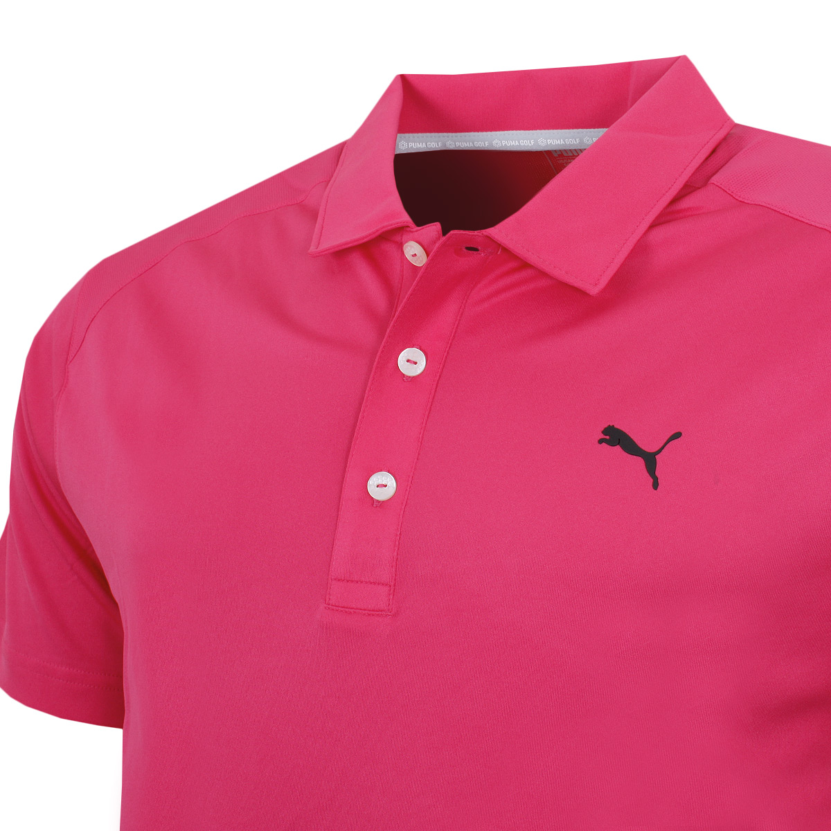 Puma-Golf-Mens-Essential-Pounce-Polo-Shirt-DryCell-Lightweight-Tech-43-OFF-RRP thumbnail 7