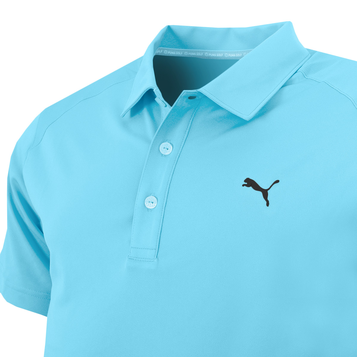 Puma-Golf-Mens-Essential-Pounce-Polo-Shirt-DryCell-Lightweight-Tech-43-OFF-RRP thumbnail 13