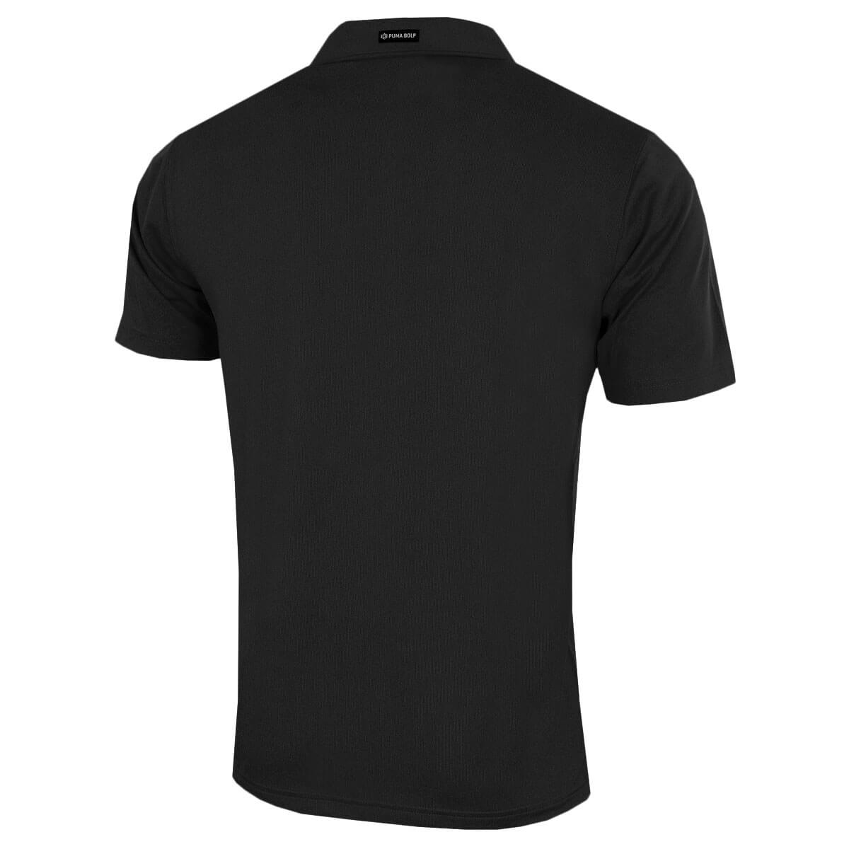 Puma-Golf-Mens-Essential-Pounce-Cresting-DryCell-Tech-Polo-Shirt-46-OFF-RRP thumbnail 3