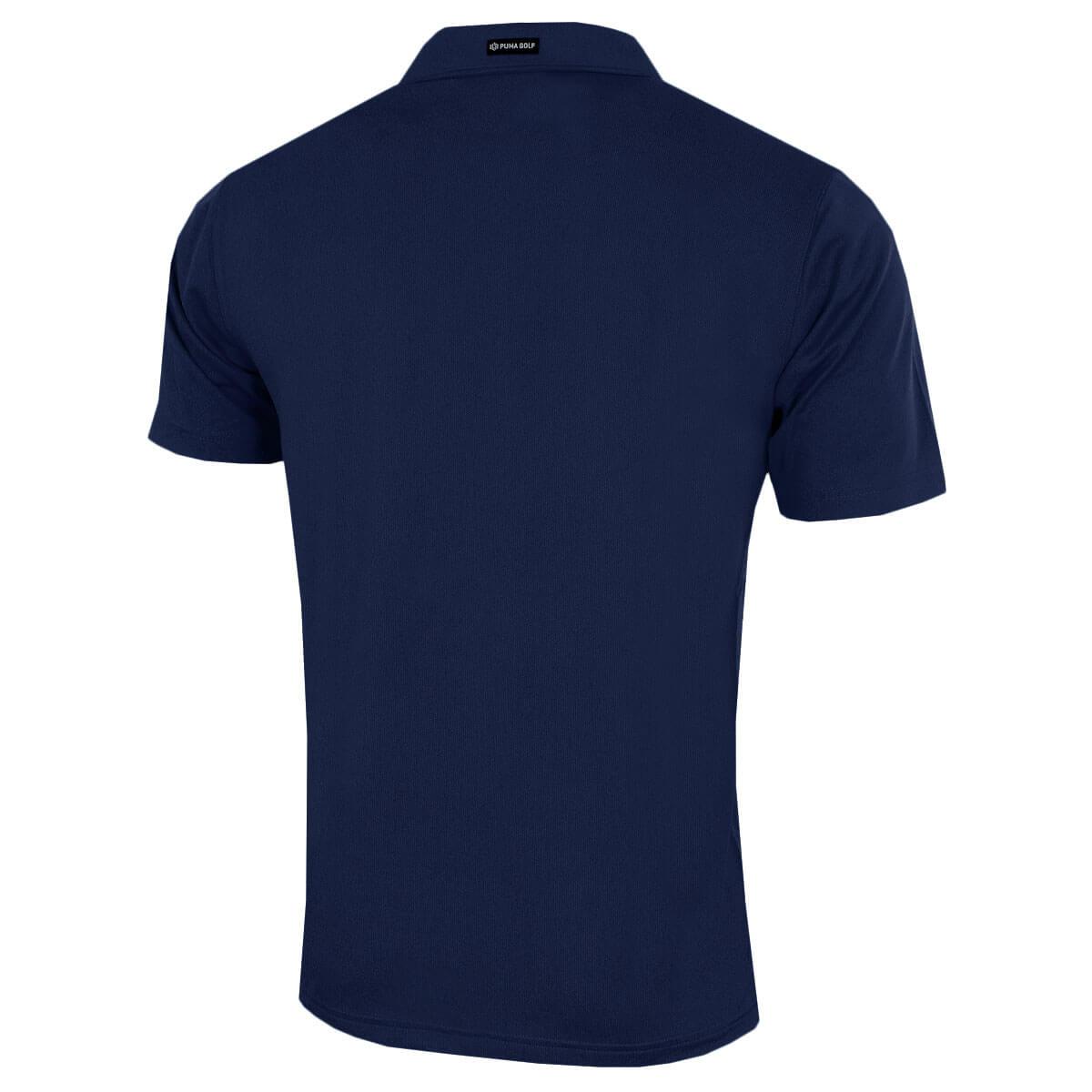 Puma-Golf-Mens-Essential-Pounce-Cresting-DryCell-Tech-Polo-Shirt-46-OFF-RRP thumbnail 17