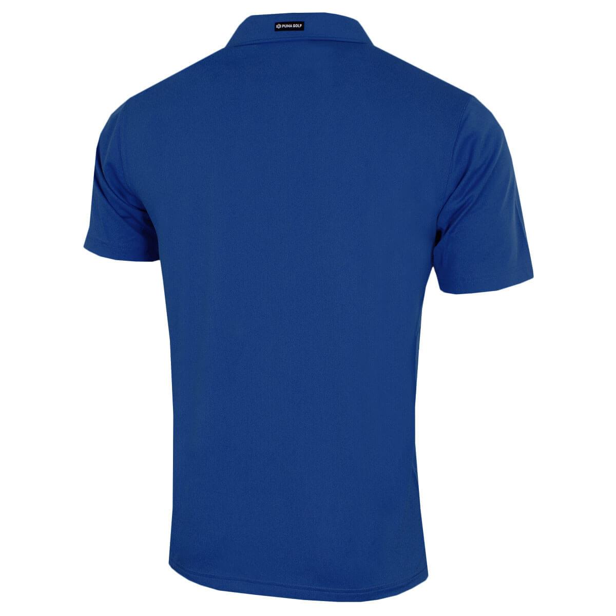 Puma-Golf-Mens-Essential-Pounce-Cresting-DryCell-Tech-Polo-Shirt-46-OFF-RRP thumbnail 28