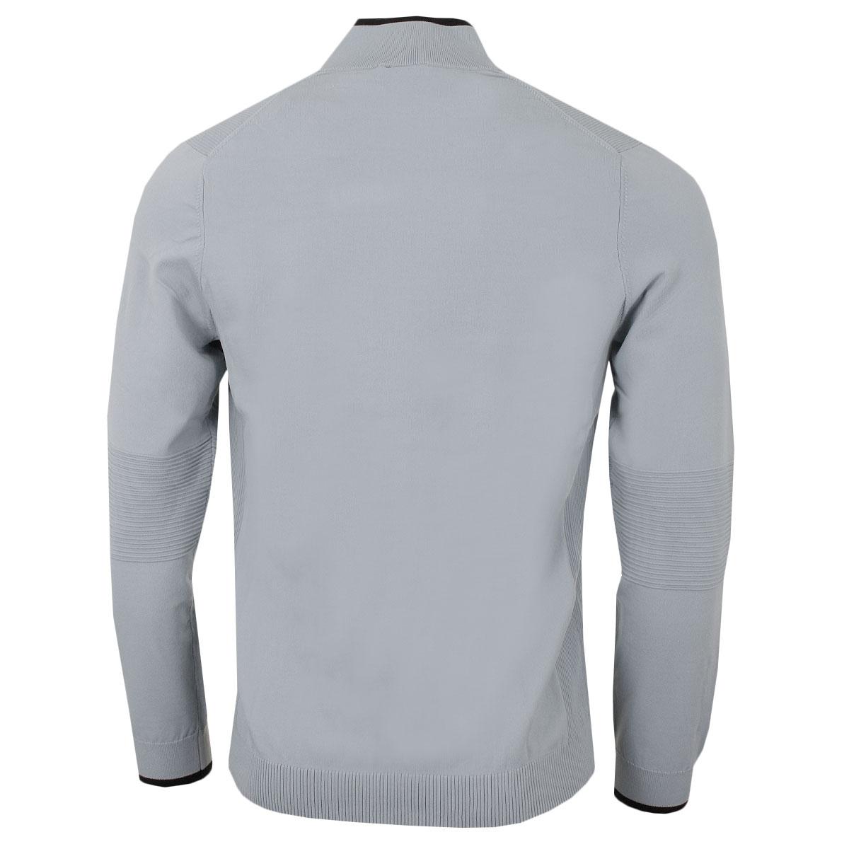 Puma-Golf-Mens-Evoknit-1-4-Zip-Ribbing-Breathable-Sweater-49-OFF-RRP thumbnail 5