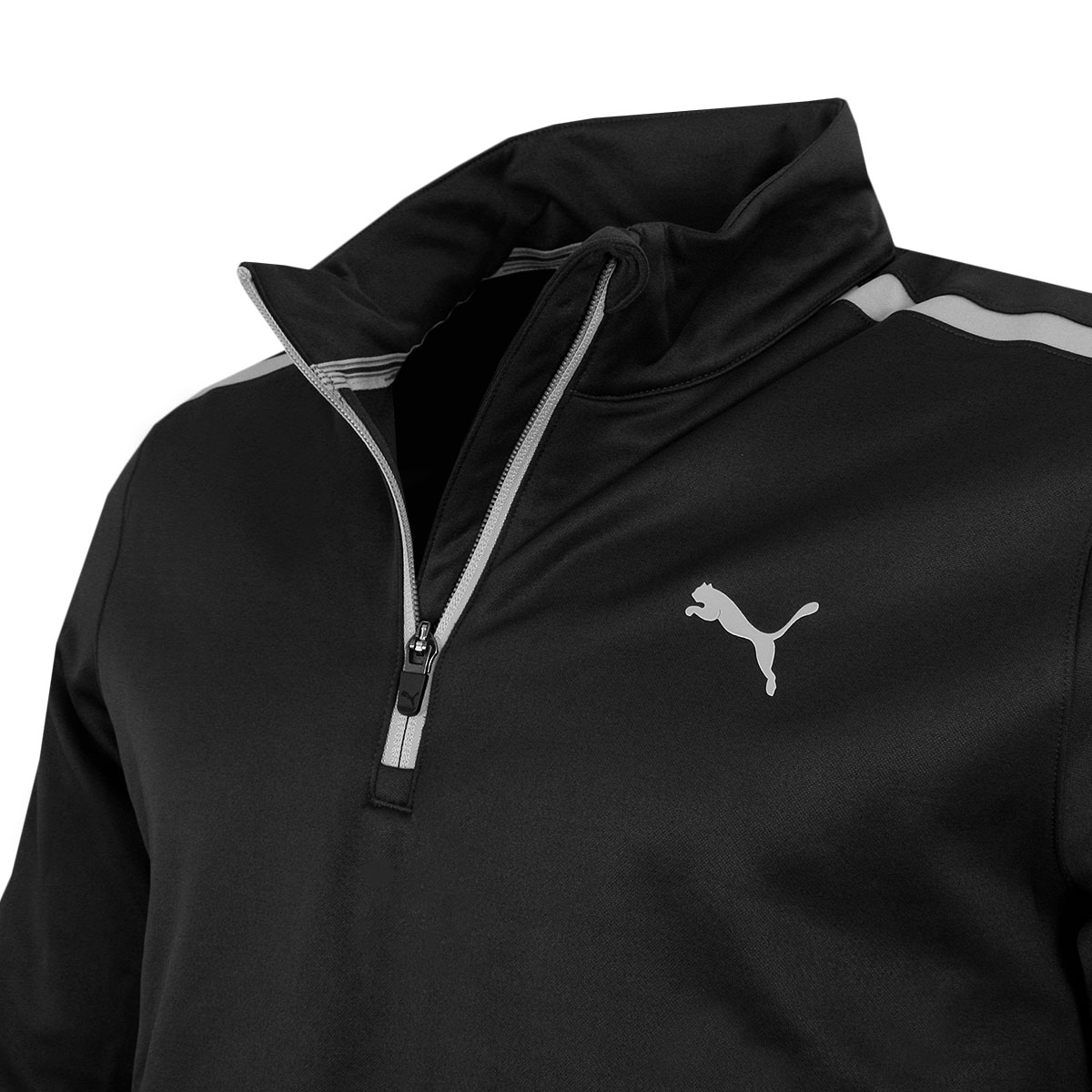 Puma-Golf-Mens-Midweight-1-4-Zip-Moisture-Wicking-WarmCELL-Fleece-46-OFF-RRP thumbnail 7