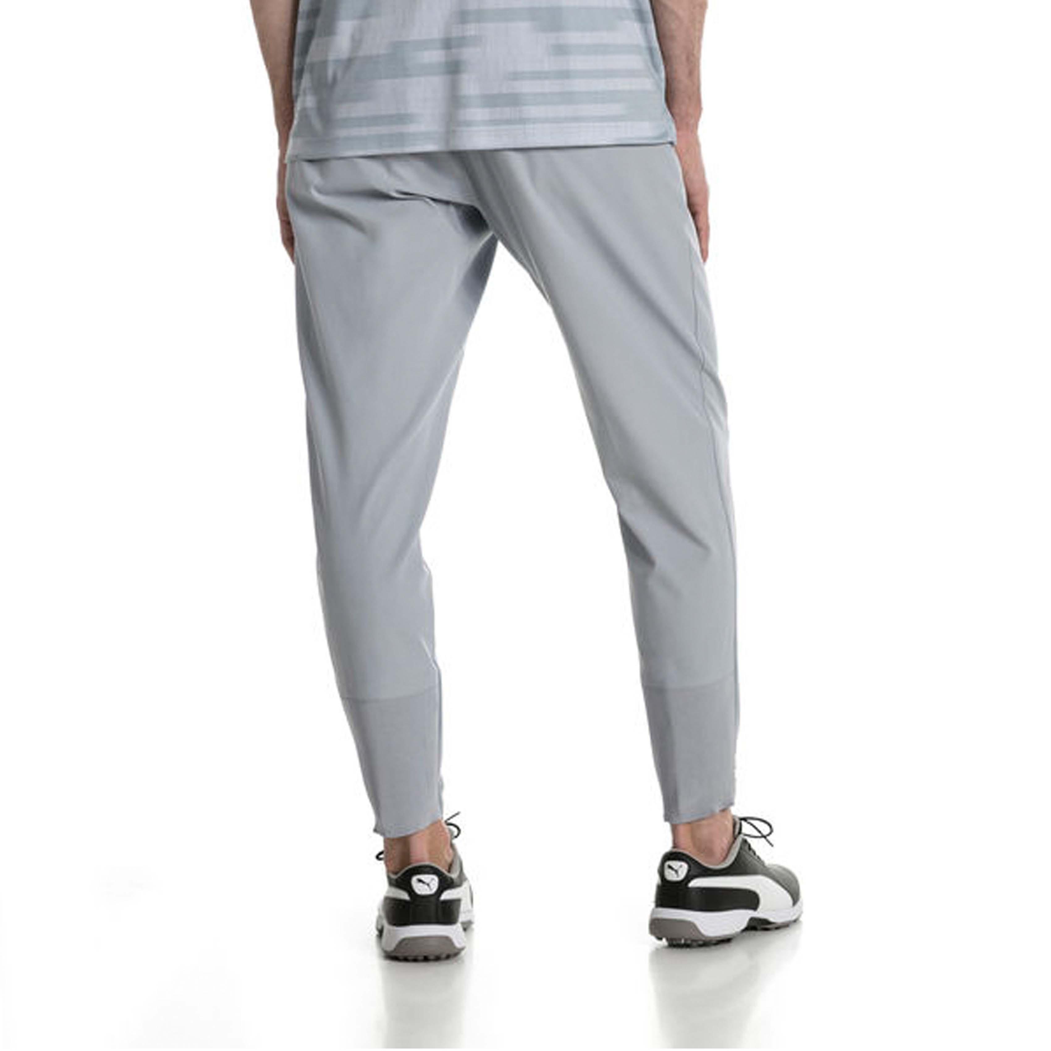7b1747ef2296 Puma Golf Mens 2018 Golf Jogger Bottoms Cropped Trouser Pants 32