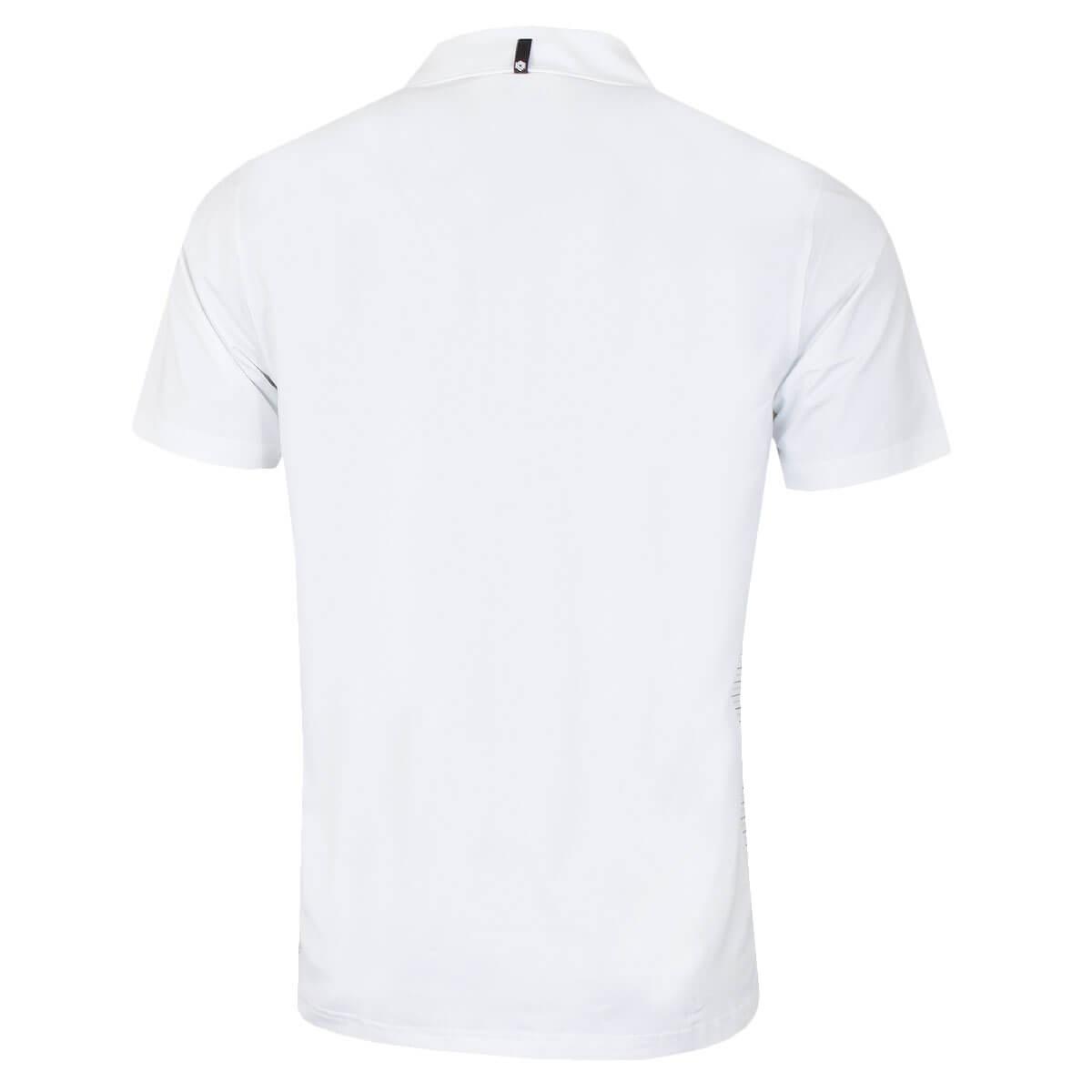 Puma-Golf-Mens-Highlight-Stripe-DryCELL-UPF-40-Stretch-Polo-Shirt thumbnail 12