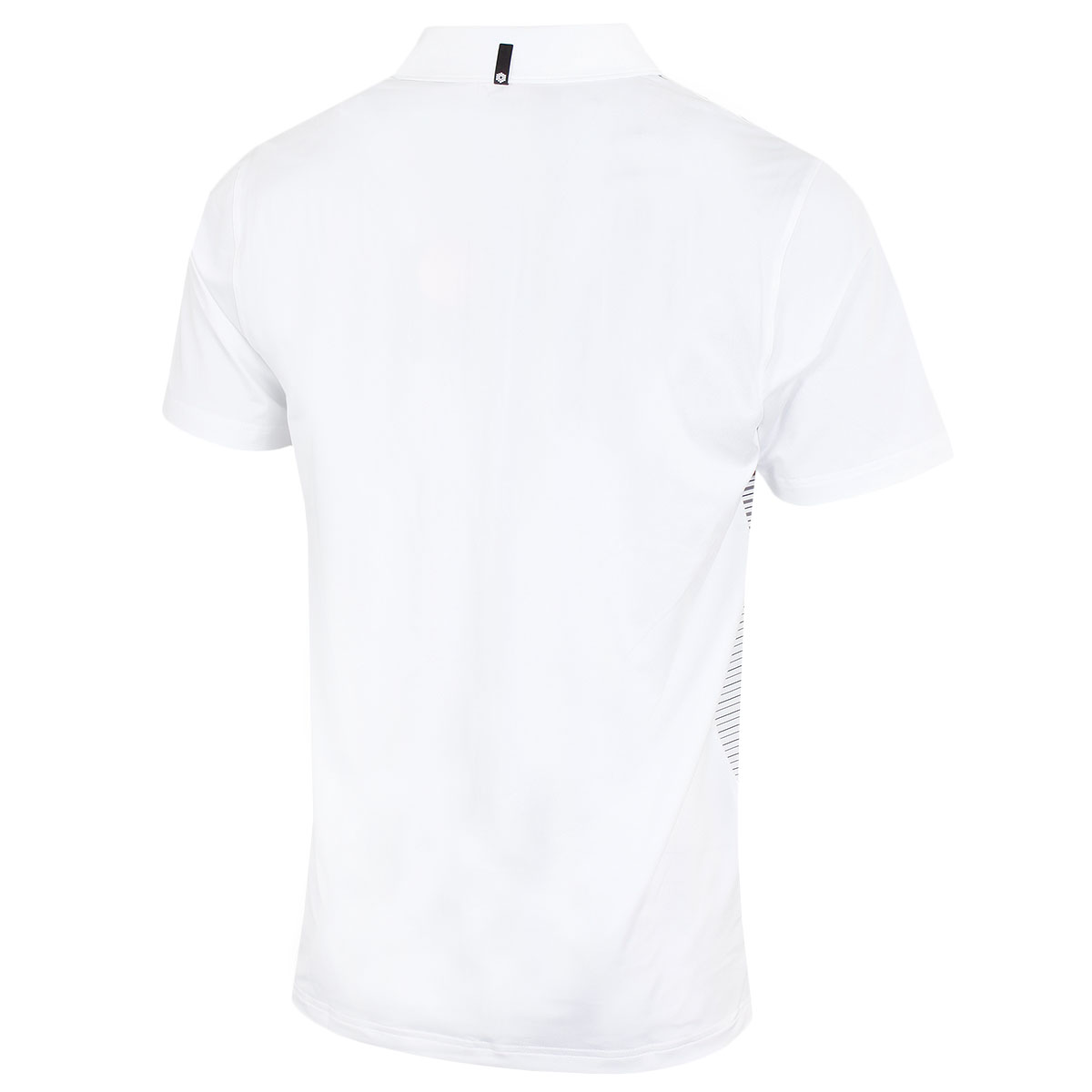Puma-Golf-Mens-Highlight-Stripe-DryCELL-UPF-40-Stretch-Polo-Shirt thumbnail 6