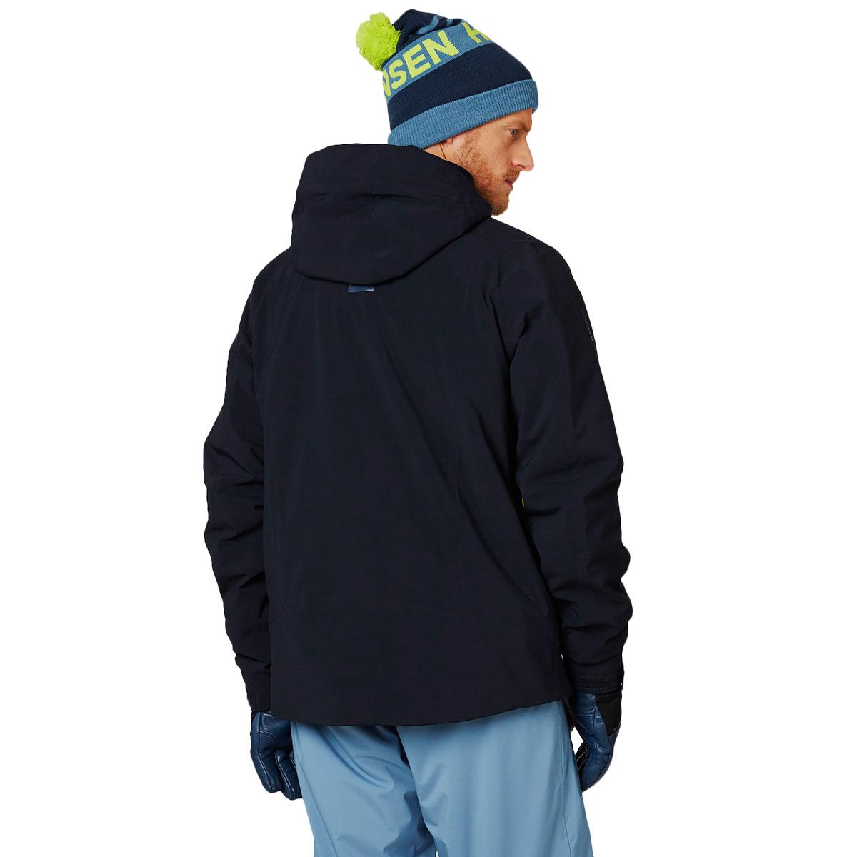 Helly-Hansen-Mens-Alpha-3-0-Snowboard-Waterproof-Coat-Jacket-30-OFF-RRP thumbnail 12