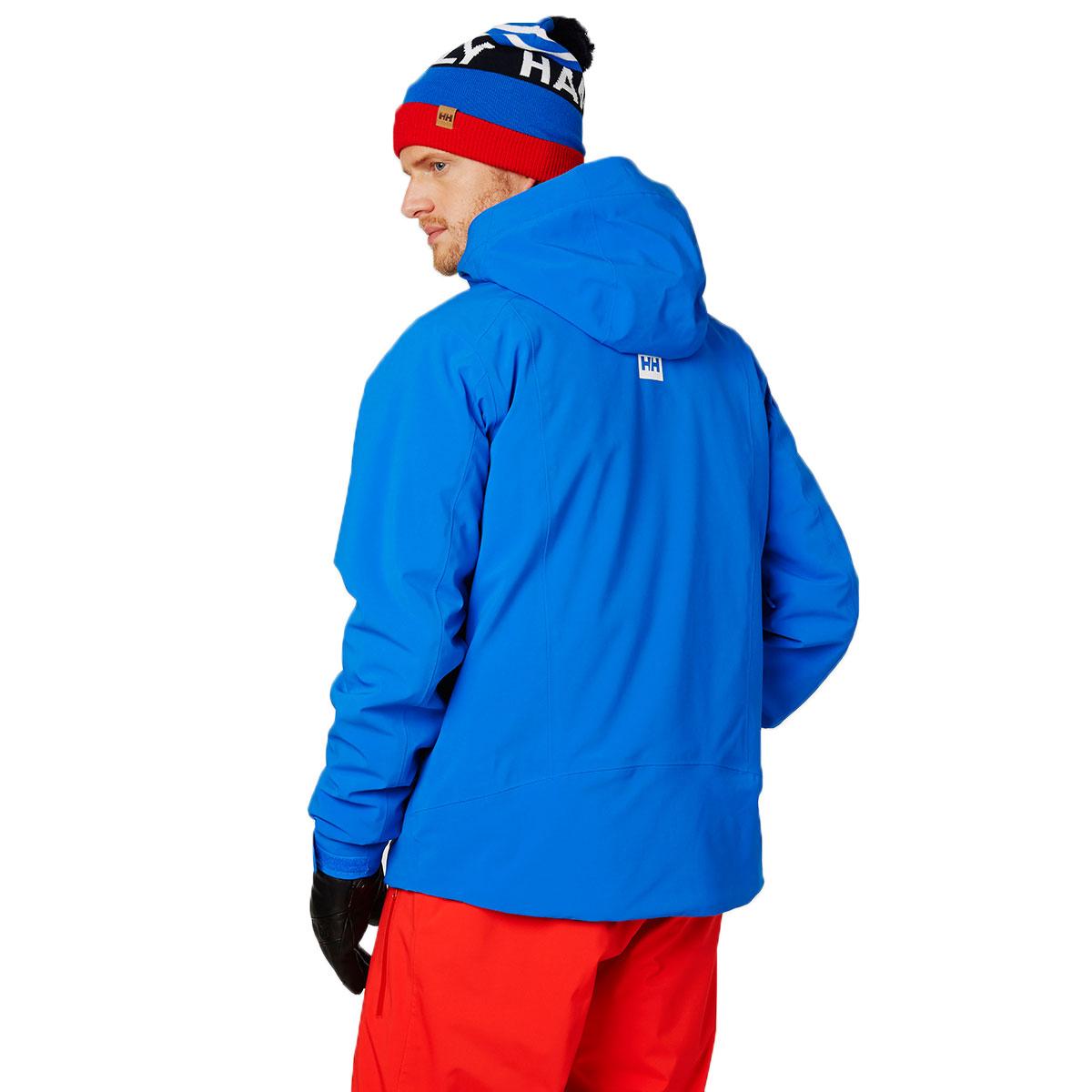 Helly-Hansen-Mens-Alpha-3-0-Snowboard-Waterproof-Coat-Jacket-30-OFF-RRP thumbnail 4