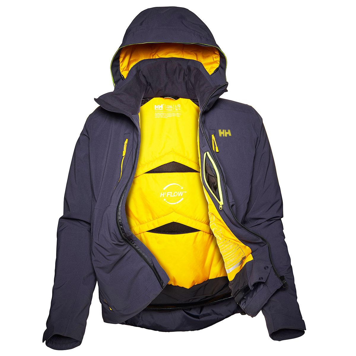Helly-Hansen-Mens-Alpha-3-0-Snowboard-Waterproof-Coat-Jacket-30-OFF-RRP thumbnail 10