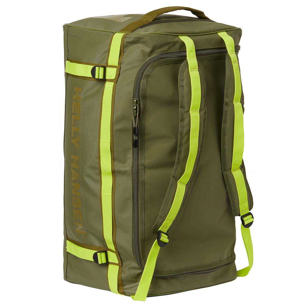 Helly Hansen 2019 HH New Classic Duffel Bag Waterproof Holdall 70L ... bea48f26e7297