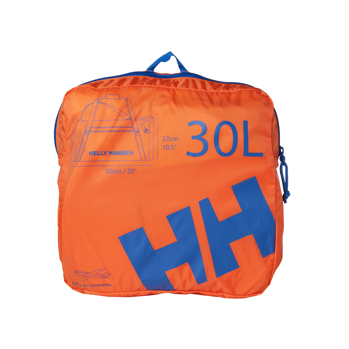72634a400081 Helly Hansen 2019 HH Duffel Bag 2 30L Holdall Waterproof Durable 25 ...