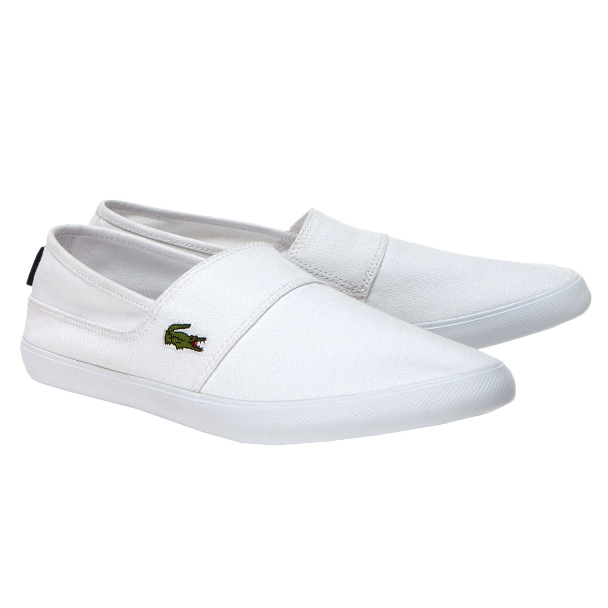 515b8a7aa908 Lacoste Men Casual Shoes Marice BL 2 Cam Slip on Fashion SNEAKERS White 10  for sale online