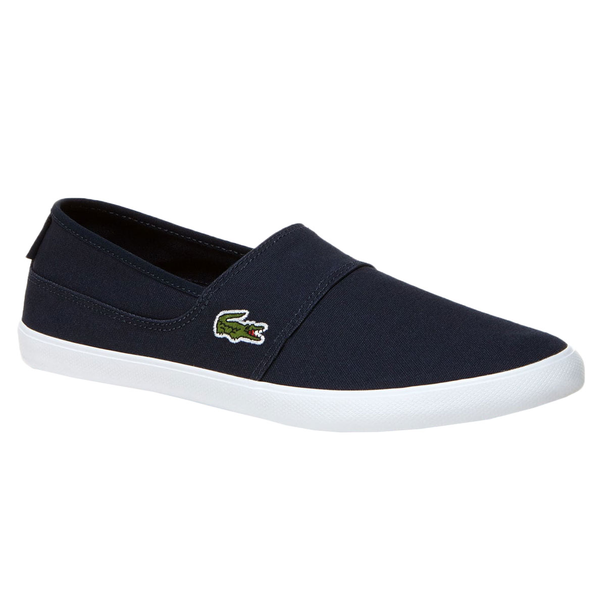 b61d33fa0 Lacoste Marice BL 2 Mens Slip on Dark Blue Shoes 7 UK. About this product.  Picture 1 of 5  Picture 2 of 5 ...
